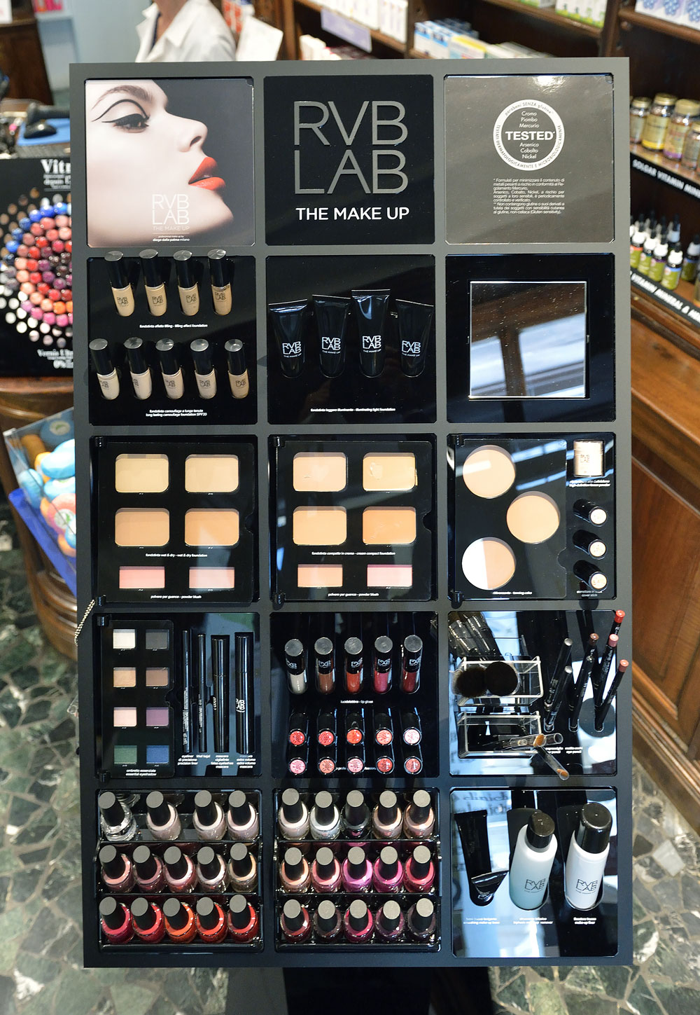 Make up RVB by Diego dalla Palma
